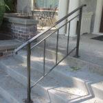 Crouter Porch Railing