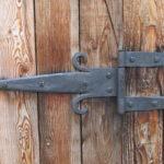 Smithy Door Hinge